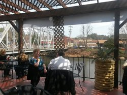 Serenity Garden Cafe Riverside