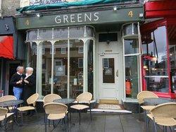 Greens Bar & Kitchen