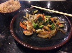 Shogun Japanese Grill Sushi