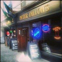 Peter Dillon's