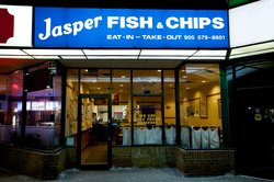 ‪Jasper Fish & Chips - Whitby‬
