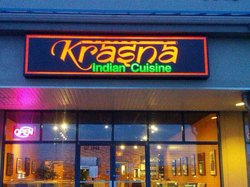 Krasna Indian Cuisine