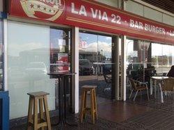 La Via 22 Bar Burguer