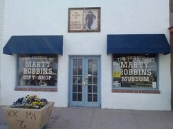 Friends of Marty Robbins Museum