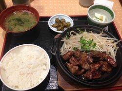 Beef Hotplate Set