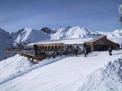 Restaurant d'altitude Le Pas de Maimbré