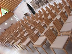 Cathedral chairs -IKEA strikes again!
