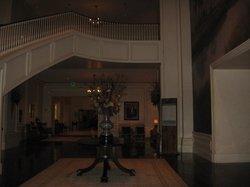 Lobby area - very grand