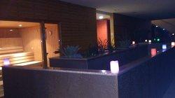 Saunas y duchas filiformes