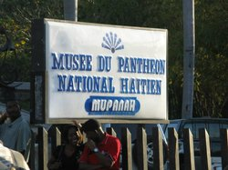 Musee du Pantheon National Haitien
