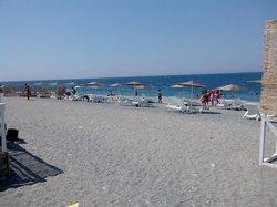 Lido Mamita Seaside Cafe 'de Playa