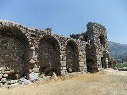 Herakleia Latmos Antik Kent