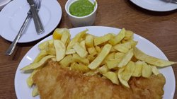 Berties Fish and Chips