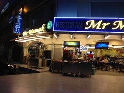 Restoran MR MAMAK