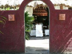 Entrance pampam