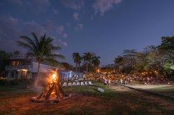 Enjoy the live music, bonfire and tasty brews