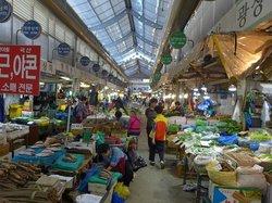 Gyeongdong Market