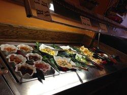 Buffet offerings, The Chilli Chutney  |  935 Rosser Avenue, Brandon, Manitoba R7A0L3 , Canada