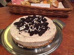 Oreo cheesecake ��