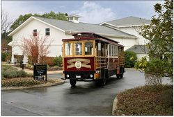 Napa Valley Wine Trolley
