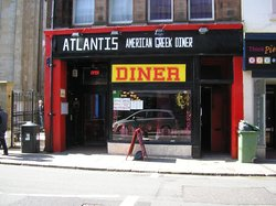 Atlantis American Greek Diner