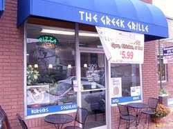 The Greek Grille