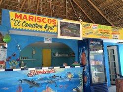 Mariscos El Camaron Azul