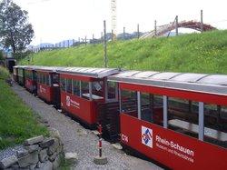 Rhein-Schauen, Museum und Rheinbahnle