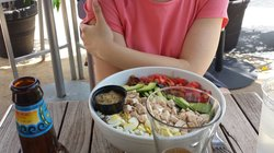 Salade copieuse.
