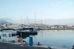 Marina nearby