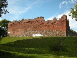 Drahim Castle Ruins