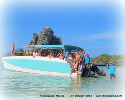Thong Nai Pan Marine - Private Day Trips