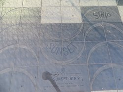 Site of 77 Sunset Strip