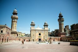 Masjid Wazir Khan (Wazir Khan Mosque)