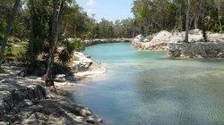 Cenote Dos Osos