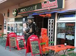 Rock Cafe, Halford