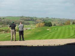 Montgomerie Golf Course, Celtic Manor Resort