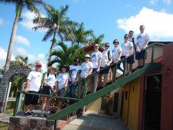 4 The World NCSU Volunteers at Rumors Hotel