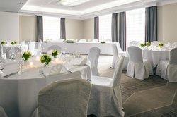 Ballroom – Wedding Setup Hochzeit München Trauung Munich Marriott Hotel