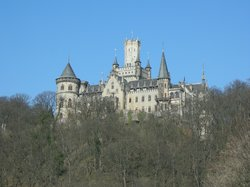 Marienburg Castle, retreat of the last King of Hannover and his Queen