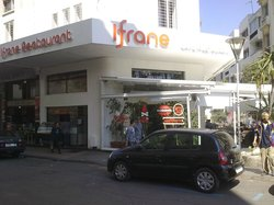 Restaurant Ifrane
