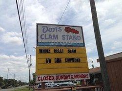 Dan's Clam Stand
