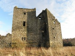 Tapoch Broch & Torwood Castle