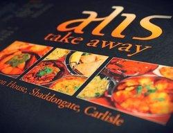 Ali's Takeaway