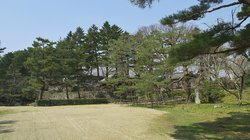 Kameyama Castle Remains