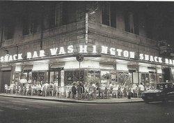 Caffe Washington dal 1939