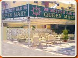 queen mary British bar