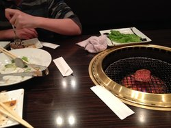 Grilled Beef Beef Man Roppongi Main Store