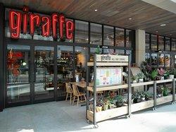 Giraffe - Trinity Centre Leeds