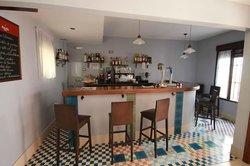 Bar de Casa Ruy López
